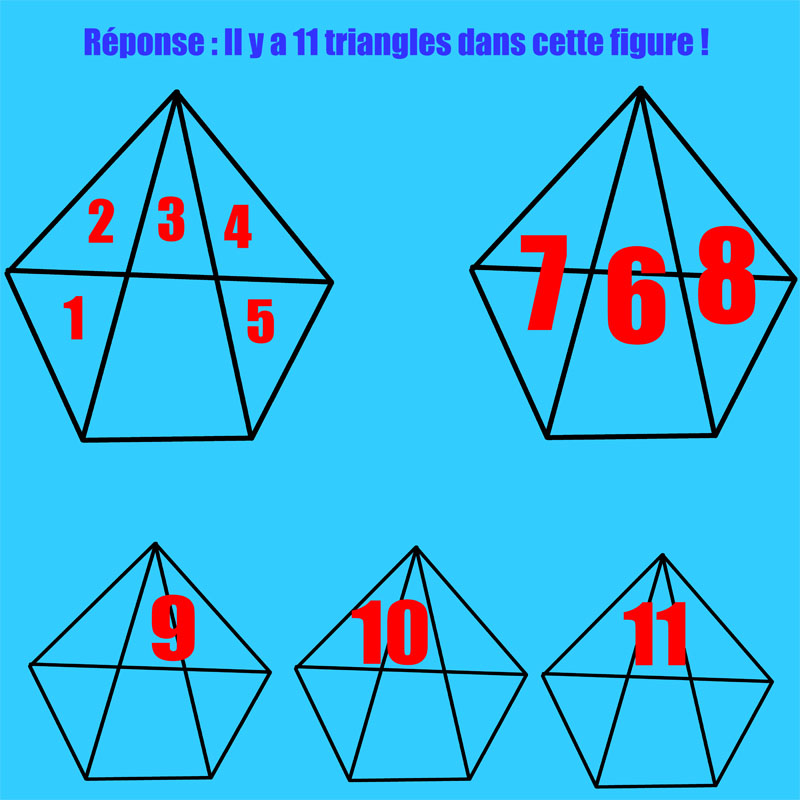 triangles-reponse