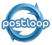 Postloop logo